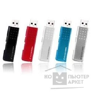 Носитель информации Silicon Power USB 2.0  USB Drive 1Gb, Touch 210 [SP001GBUF2210V1B], blue