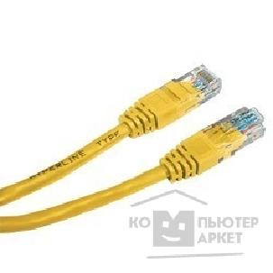 ����-���� Hyperline PC-LPM-UTP-RJ45-RJ45-C6-1.5M-YL ����-���� UTP, Cat.6, 1.5 �, ������