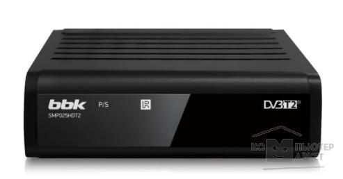 BBK SMP025HDT2 черный/BBK SMP025HDT2 SMP025HDT2