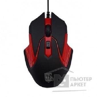 Клавиатуры, мыши Jet.A Comfort OM-U57 Black/ Red USB