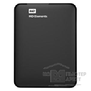 Носитель информации Western digital WD Portable HDD 3Tb Elements Portable WDBU6Y0030BBK-EESN