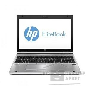 Ноутбук Hp B6Q05EA EliteBook 8570p 15.6'' HD+ 1600x900 nonGLARE/ Intel Core i7-3520M 2.90GHz Dual/ 4GB/ 256GB SSD/ GMA HD/ QM77/ DVD-RW/ 3G/ WiFi/ BT4.0/ 2.0MP/ 2in1/ 6cell 8.0h/ 2.71kg/ W7Pro