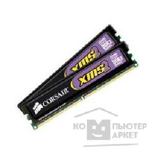 Модуль памяти Corsair  DDR-II 1GB PC2-8500 1066MHz Kit 2 x 512MB  [TWIN2X1024-8500]