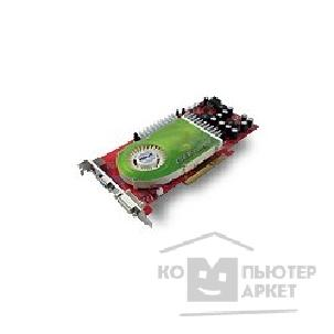 Видеокарта Palit GeForce 6800GS Sonic 128Mb DDR DVI TV-Out AGP8x  OEM