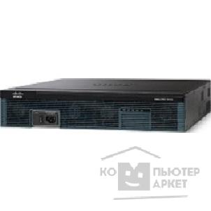 Сетевое оборудование Cisco 2901-V/ K9  2901 IOS UNIVERSAL – NPE Voice Bundle, PVDM3-16, UC License PAK