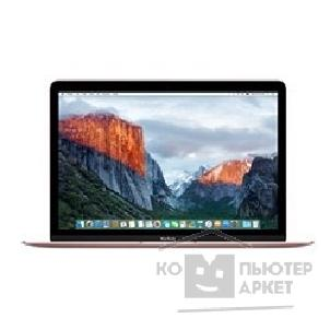 "������� Apple MacBook Z0TE00035 Rose Gold 12"" Retina 2304x1440 M7 1.3GHz TB 3.1GHz / 8GB/ 512GB SSD/ Intel HD Graphics 515 Early 2016"