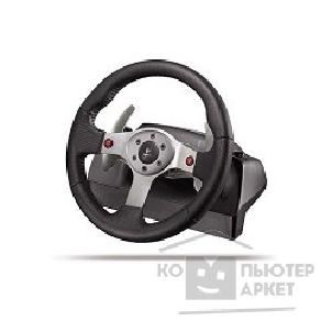 Руль Logitech 963416-0914  G25 Racing Wheel PC/ PS3 Steering руль + педали RTL