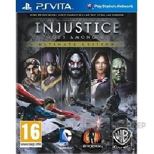 Игры Injustice: Gods Among Us Ultimate Edition русские субтитры