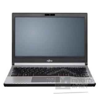 "Ноутбук Fujitsu LIFEBOOK E733 Core i5-3230M/ 4Gb/ 500Gb/ 8Gb SSD/ DVDRW/ int/ 13.3""/ HD/ Mat/ 1366x768/ Win 8 Professional 64/ black/ BT4.0/ FP/ 6c/ WiFi/ Cam [E7330MF021RU]"