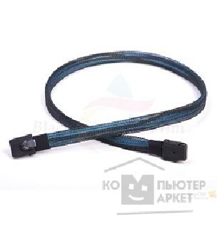 Опция к серверу Chenbro 84H323210-031 miniSAS internal Male -> miniSAS External Female SFF8087->SFF8088 кабели для экспандеров наружу LowProfile