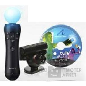 "Аксессуары и консоли Sony PS 3 Набор: Move Starter Pack Камера PS Eye + Контроллер + игра ""DanceStar Party Hit"" рус. версия"