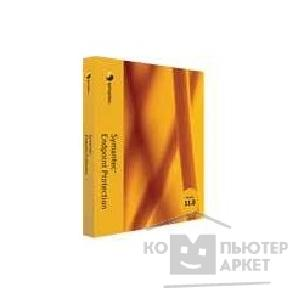 Программное обеспечение Symantec 12755409 SYMC ENDPOINT PROTECTION 11.0 RU 25 USER CD BNDL BUSINESS PACK