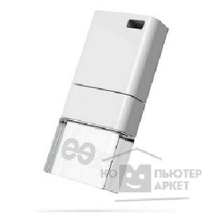 �������� ���������� Leef USB 2.0  ICE 8GB White/ ABS band �����/ ���������� [LFICE-008WHR]