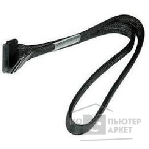 Опция к серверу Intel Cable kit AXXCBL650MSMS, Kit of 2 cables, 650mm length, straight SFF-8087 to SFF-8087 connectors