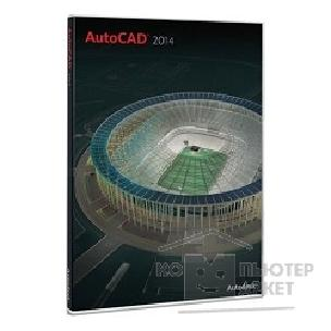 Программное обеспечение Autodesk 001F1-AG5211-1001 AutoCAD 2014 Commercial New NLM DVD ML03