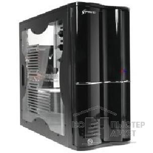 Корпус Thermaltake MidiTower  VG7400BWSE SopranoRS 101 Win/ Black/ 400W PSU 2.2 PFC