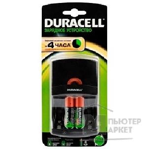 �������� ���������� Duracell CEF14 4-hour charger + 2 x AA1300mAh