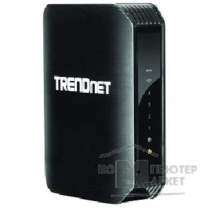 Сетевое оборудование TRENDnet TEW-733GR N300 Wireless Gigabit Router 4UTP 10 / 100 / 1000Mbps, 1WAN