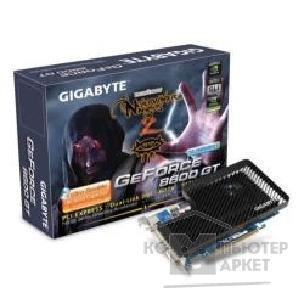 Видеокарта Gigabyte GV-NX86T512H, OEM  GF8600GT, 512MB DDR, TV-out, Dual DVI  PCI-E
