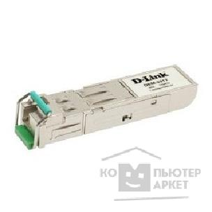 Сетевое оборудование D-Link DEM-331T/ 20KM/ B2A 1000BASE-LX Single-mode 20KM WDM SFP Tranceiver, support 3.3V power, LC connector