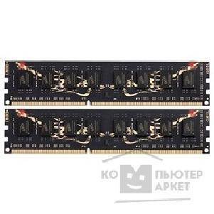 "Модуль памяти Geil ""Black Dragon"" GB38GB1600C9DC PC12800, 1600МГц, CL9"