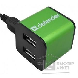 Контроллер Defender USB QUADRO IRON USB 2.0, 4 порта, метал. корпус