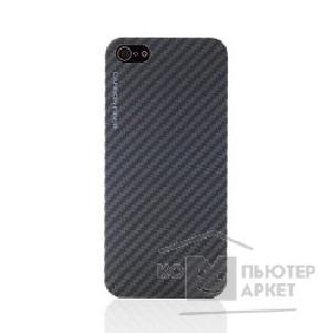 Чехол gmini mCase Carbon Black MCI5C1 iPhone 5/ 5S, real carbon