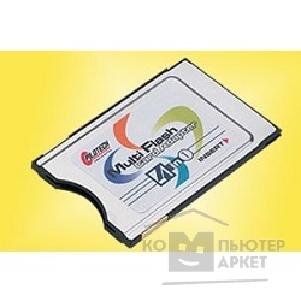 Устройство считывания Pilotech Adapter PCMCIA Interface 4 в 1 Flash Card  FA041