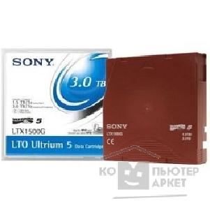 Сетевые системы хранения данных Hp Sony Ultrium LTO5, 3.0TB 1.5Tb native , bar code labeled Cartridge for libraries & autoloaders  analog  C7975L/ C7975A +label  [LTX1500GN-LABEL]