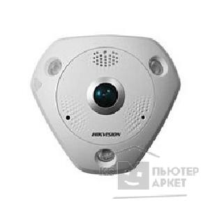 "�������� ������ Hikvision DS-2CD6362F-IS ""6�� ���� fisheye IP-������ , ������������� �������� 1.19�� @F2.8; ���� ������ 360�, 1/ 1.8'' CMOS"