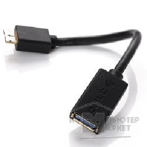 Кабели Orico  COR3-15-BK Кабель USB3.0 A female to Micro USB3.0 15cm COR3-15 черный