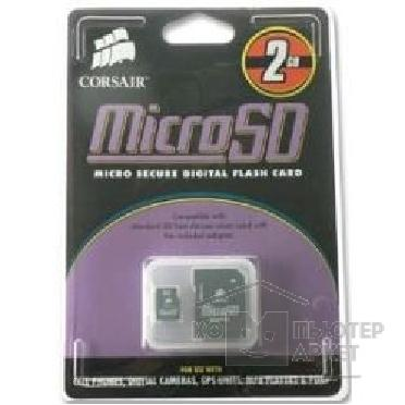Secure Digital Corsair CMFSDMICRO-2GB 2 Гб