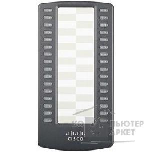 Интернет-телефония Cisco SB SPA500S Консоль расширения к IP телефону 32 Button Attendant Console for SPA500 Family Phone