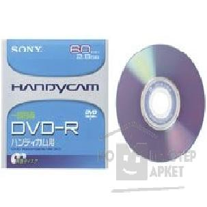Диск Tdk DVD-R 8cm, 2.8Gb/ 60min, double sided, SONY  DMR60DS