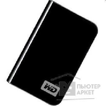 "Носитель информации Western digital HDD 500Gb WDME5000R  USB2.0, 2.5"" black"