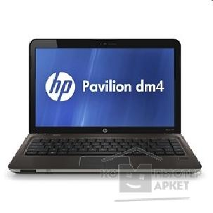 "Ноутбук Hp LS751EA  Pavilion dm4-2001er i3-2310M/ 4G/ 320G/ DVD-SMulti/ 14"" HD/ WiFi/ BT/ cam/ 6c/ Win 7/ Metal"