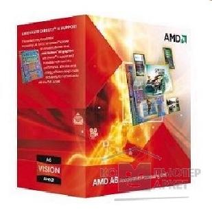 Процессор Amd CPU  A6 3500 BOX