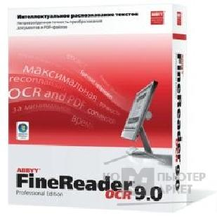 Программное обеспечение Abbyy AF90-1S1B01-102 FineReader 9.0 Professional Edition