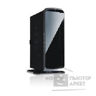 Корпус Inwin SlimCase  BQ-660BL Black 80W ext. USB/ AU Mini-ITX [6101468]