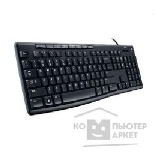 Клавиатура Logitech 920-002779  Keyboard K200 for business USB