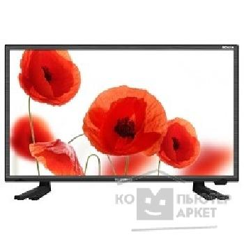 "Телевизор Telefunken 23.6"" TF-LED24S14T2 черный/ HD READY/ 50Hz/ DVB-T/ DVB-T2/ DVB-C/ USB RUS"