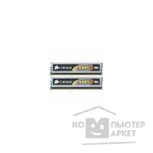 Модуль памяти Corsair  DDR-III 4GB PC3-12800 1600MHz Kit 2 x 2GB  [TW3X4G1600C9DHX G]