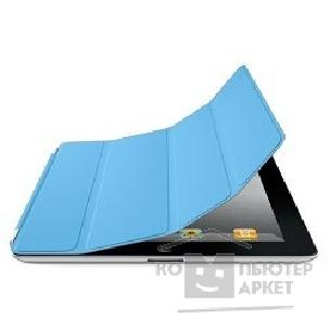 Apple Чехол  iPad2 Smart Cover Polyurethane Blue MC942  синий