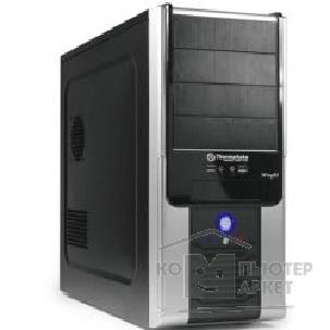 Корпус Thermaltake MidiTower  VG8400BNSE Wing RS101 400W/ Black/ PFC 2.2 no Win
