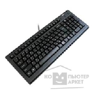 Клавиатура A-4Tech Keyboard A4Tech KBS-820 black USB