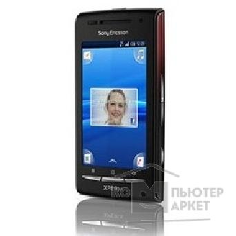 Мобильный телефон Sony Ericsson E15i Xperia X8 Black Red