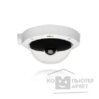 Цифровая камера Axis M5013-V Vandal resistant IP66- and IK10-rated. Hard ceiling-mount PTZ dome camera with SVGA resolution and 3x digital zoom. 800x600 @ 30fps in H.264 and Motion JPEG.