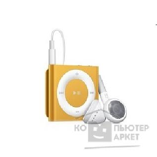 Плеер Apple iPod Shuffle 2GB - Orange MC749RP/ A