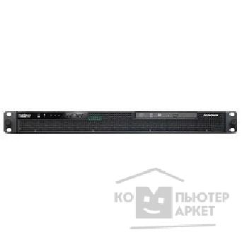 "Сервер Lenovo ThinkServer RS140 [70F9001DEA] ThinkServer RS140 w/ 2 x 3.5"" Bays, Pentium G3240,1x4Gb ECC UDIMM,RAID100 0/ 1/ 5/ 10 w/ NoCache,NoHDD, SlimDVD-RW,1GbE 2-port Onboard and 1GbE for Mgmt, No TPM"