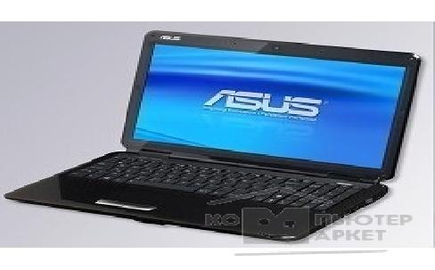 "Ноутбук Asus K50IJ X5DIJ Матовый T4500/ 2G/ 320G/ DVD-SMulti/ 15,6""HD/ WiFi/ camera/ DOS"